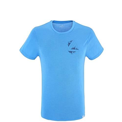 Eider Herren Kidston Tee M T-Shirt, Blaue Welle, L