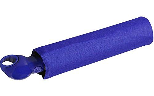 Knirps 806–Floyd Duomatic Regenschirm, blau (blau) - 806 121