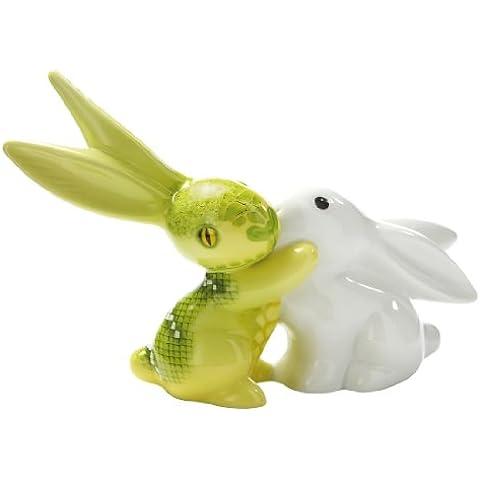 - Goebel 66874264: coniglietto de luxe - serpente coniglietto in Amare - Snake Porcellana