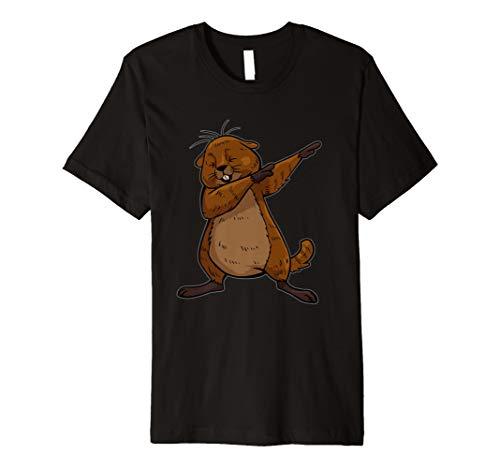 ny DAB Dance Weihnachten T Shirt Geschenke ()