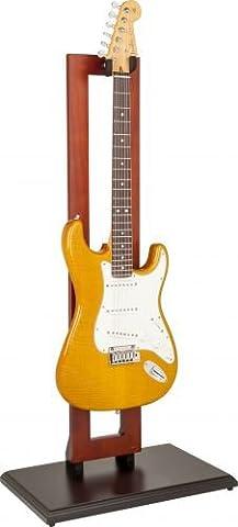 FENDER Wood Hanging Guitar Stand–élégant en bois support de guitare pour toutes les guitares/basses