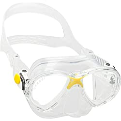 Cressi MAREA JUNIOR Masque de Plongée Enfant 6-13 Ans