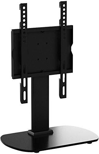 RFIVER Universal TV Fuss Fuß Ständer für 20 bis 40 Zoll Standfuss Standfuß Tischständer Fernsehständer Fernsehfuss Schwenkbar Höhenverstellbar Max. VESA 200x300 mm UT2003