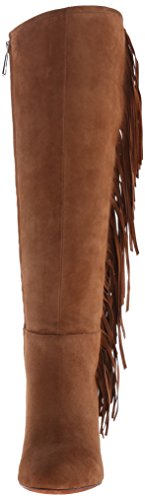 Lauren Ralph Lauren Vanida Riding Boot New Snuff Kid Suede
