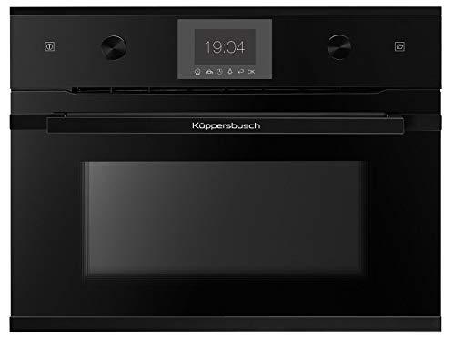 Küppersbusch CD6350.0S5 K-Series.3 Compact Dampfgarer Schwarz/Black Velvet
