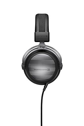 beyerdynamic T 5 p (2. Generation) Over-Ear- Stereo Kopfhörer. Geschlossene Bauweise, steckbares Kabel, High-End - 2