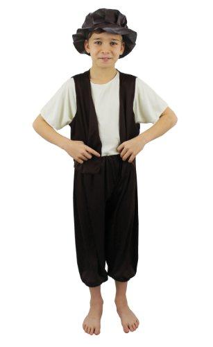 ILOVEFANCYDRESS I Love Fancy Dress ilfd7021m Jungen Armen Tudor (Mittel)