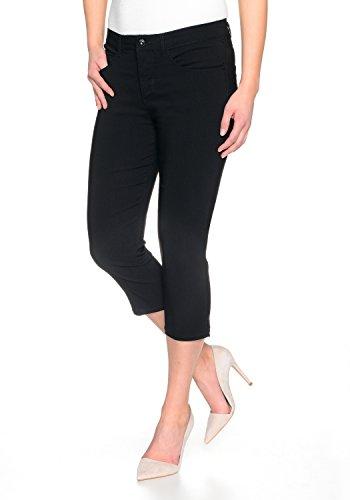 STOOKER Women Capri Slim Fit 21 Black 46 -