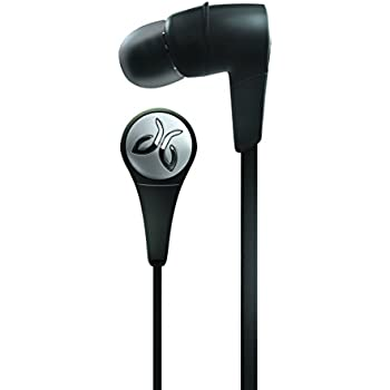 Jaybird X3 Bluetooth Wireless Headphones Compatible with iOS/Android Smartphones Designed for Sport/Running/Fitness - Black