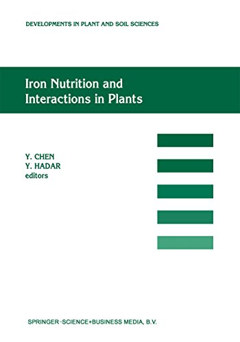 Iron Nutrition and Interactions in Plants:
