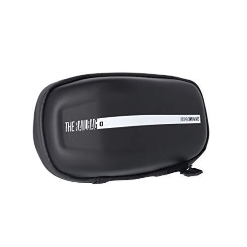 Haibike MRS TheRailbag S Tasche, mit Adapter, 180 x 100 x 75 mm, schwarz (1 Stück) -
