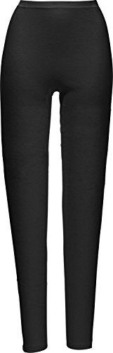 Con-ta Unterhose, lang schwarz Größe 52 (Damen-angora-mischung)