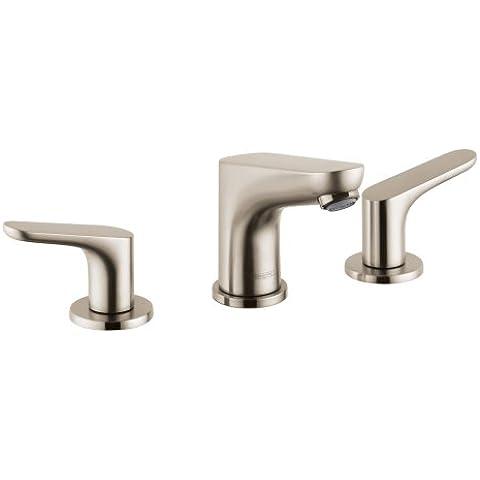 Hansgrohe 04369820Focus e diffusa rubinetto, nichel