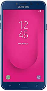 Samsung Galaxy J4 (Blue, 32GB) with Offer