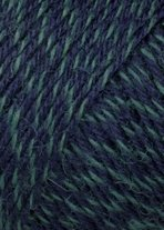 Lang Yarns Jawoll 0059 navy mouline (Navy Socken Wolle)
