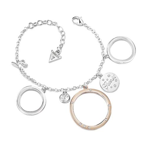 Bracciale Donna Guess Swinging Circle UBB84106-S