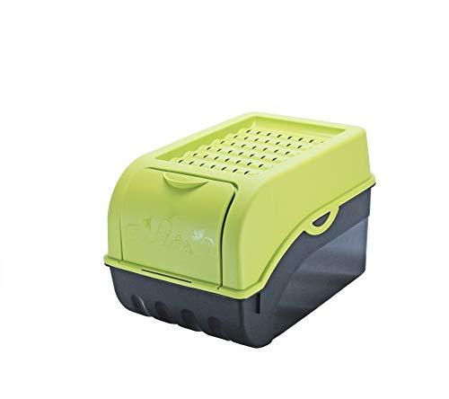BigDean Vorratsdose für Kartoffeln, Gemüse, Obst, Zwiebeln, Aufbewahrungsbox, Kunststoff, Volumen ca 7,7 Liter