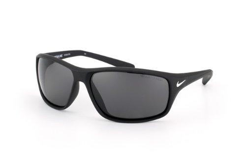 Nike Herren Adrenaline P Ev0606 095 64 Sonnenbrille, Schwarz (Mtt Blck/Gry Plrzd)