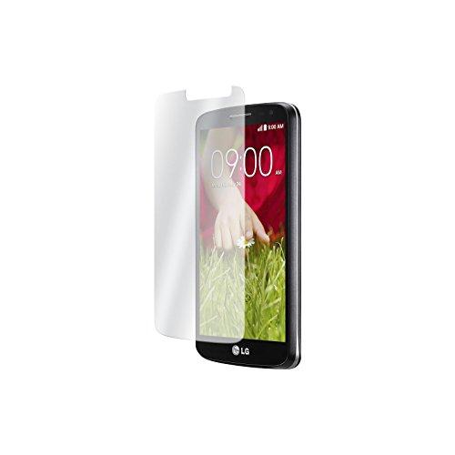 PhoneNatic 2 x Glas-Folie klar kompatibel mit LG G2 Mini - Panzerglas für G2 Mini