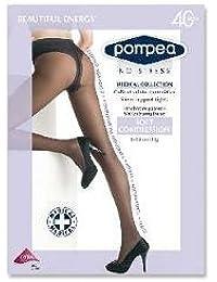 40425a3242 Amazon.it: POMPEA - Calze e collant / Donna: Abbigliamento
