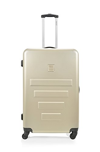 UNANYME GEORGES RECH Valise, 71 L, Champagne