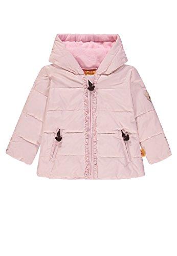 Steiff Baby-Mädchen Jacke Anorak, Rosa (Barely Pink|Rose 2560), 86
