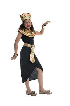 Kleopatra Kinder Kostüm (ägyptische Kostüme Kind)