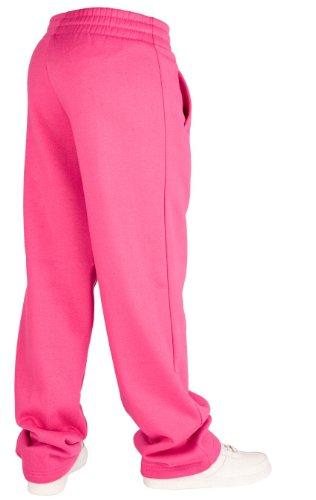 Urban Classics Damen Sporthose Loose-fit Sweatpants Rosa