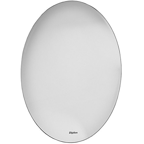 Deluxe Spiegel / 70 x 50 cm / oval