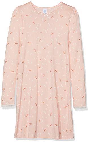 Sanetta Mädchen Nachthemd Sleepshirt, Rosa (Azalea 38074), 152 - Rosa Sleepshirt