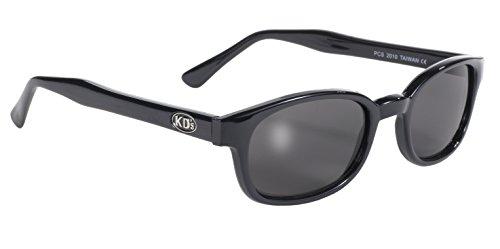 echte Sonnenbrillen KD's Rauchglass 2010 - bikers