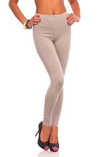 futuro fashion jambières coton pleine longueur tous coloris toutes les tailles actif pantalon sport pantalon Beige