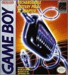 Game Boy Wiederaufladbares Batterieset mit Netzteil