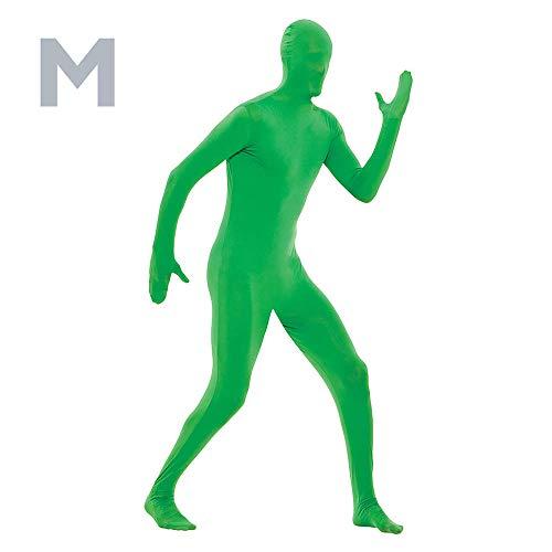 Cablematic-Chromakey Grün Badeanzug Größe M