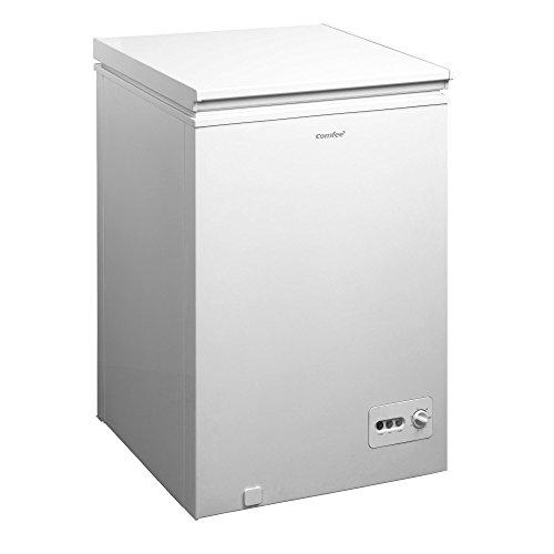 Comfee HS129CN1WH Libera installazione A pozzo 102L A+ Bianco congelatore Senza installazione