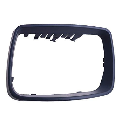 51168254903 Linke Seite Kunststoff-Spiegel-Rahmenabdeckung Ordnungs-Ring Ersatz f¨¹r BMW E53 X5 00-06 Regard