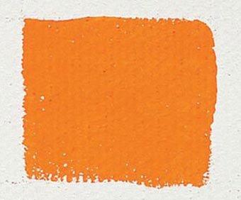 Tempera Paint Tube (Sennelier : Egg Tempera : 21ml tube Cadmium Yellow Orange by Sennelier)