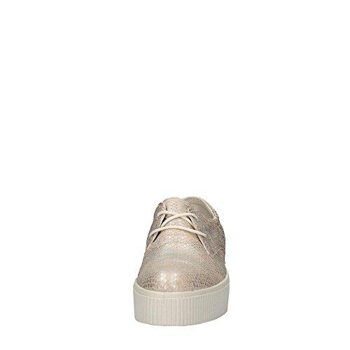 IGI&CO klassische Schuhe 78033/00 Silber / Schwarz