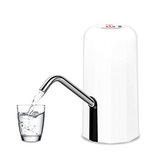 IIWOJ Wireless USB Lade Tragbare Elektrische Getränk Wasserflasche Pumpe Spender