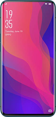 Oppo Find X (Glacier Blue, 8GB RAM, 256GB Storage) Without Offer