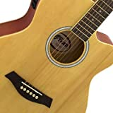 Tiger ACG4-NT Un Pack Guitare - Électro-acoustique - Naturel