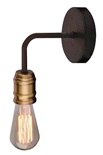 Preisvergleich Produktbild CANDELLUX Spiegelleuchte Wandlampe Retro Lampe Spiegellampe Wandleuchte GOLDIE