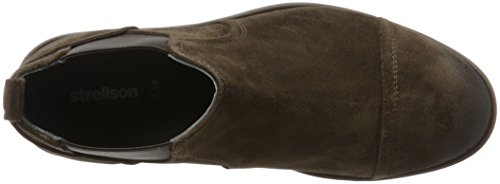 Strellson Herren Benchill Brad Boot Mfe 1 Chelsea Braun (Dark Brown)
