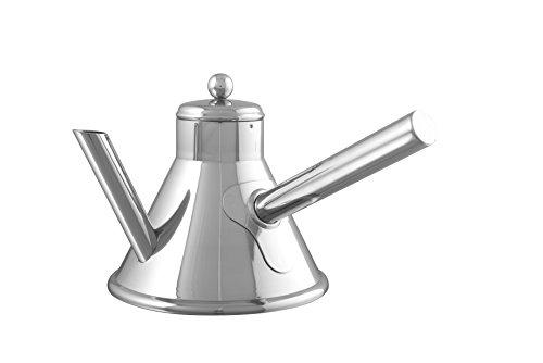 Mauviel1830 Service en salle 447002 - Verseuse à café Inox manche inox inox - 6 cm