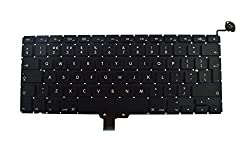 "Janri Relacement Laptop Notebook Uk Layout Without Backlightbacklit Keyboard For Apple Macbook Pro 13 Inch 13"" Unibody Macbookpro9,2 Macbookpro8,1 Macbookpro7,1 A1278 Mid 2009, Mid 2010 Early 2011 Late 2011 Mid 2012 Md313lla Mc374*a Mc374ba Mc374cha Mc374da Mc374ja Mc374lla Mc374xa Mc374zpa Mc375*a Mc375lla Mc37ba Mc37cha Mb990cha Mb990zpa Md101lla Md102ll"
