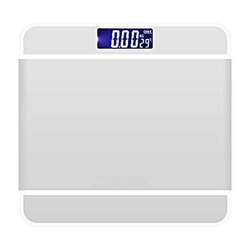 Haushaltselektronik LCD Digital Körperfettwaage Hochpräzises Messgewicht einfach anzuschließen(03)