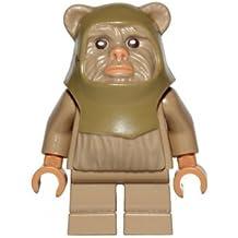 Lego Star Wars Minifigur Ewok Warrior out of 10236 (sw508)