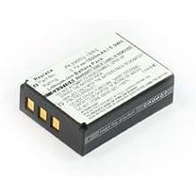 subtel® Batería premium para Toshiba Camileo Z100 / X400 / X200 (1600mAh) PA3985 bateria de repuesto, pila reemplazo, sustitución