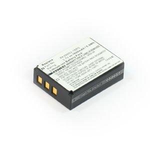 Subtel® batteria premium per toshiba camileo z100 camileo x200, camileo x416 camileo x400 (1600mah) pa3985/pa3985u/pa3985u-1brs batterie di ricambio, accu sostituzione, sostituto
