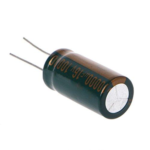 FXCO 16V 10000uF Condensateur Radio électrolytique Haute fréquence Basse ESR